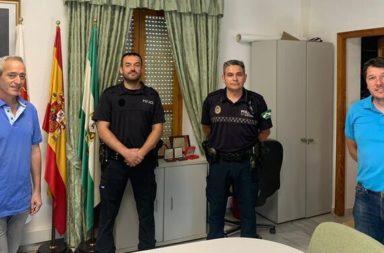 dos nuevos policias para dalias