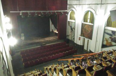 teatro de dalias